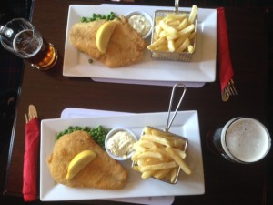 Fish'n Chippies - Starting Locally