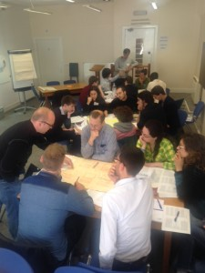 Playing with data - Roberto Sala workshop