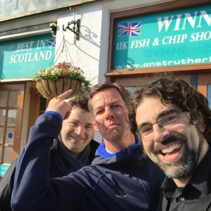 Further Research into Fish'n Chips - Scottish or UK?